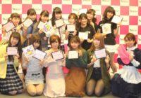 3月11日(土曜日)アイドルさん達と楽しく実演しましたー!
